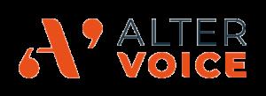 Logo Altervoice sans baseline